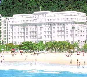 Rio hotels and resorts - Copacabana Palace